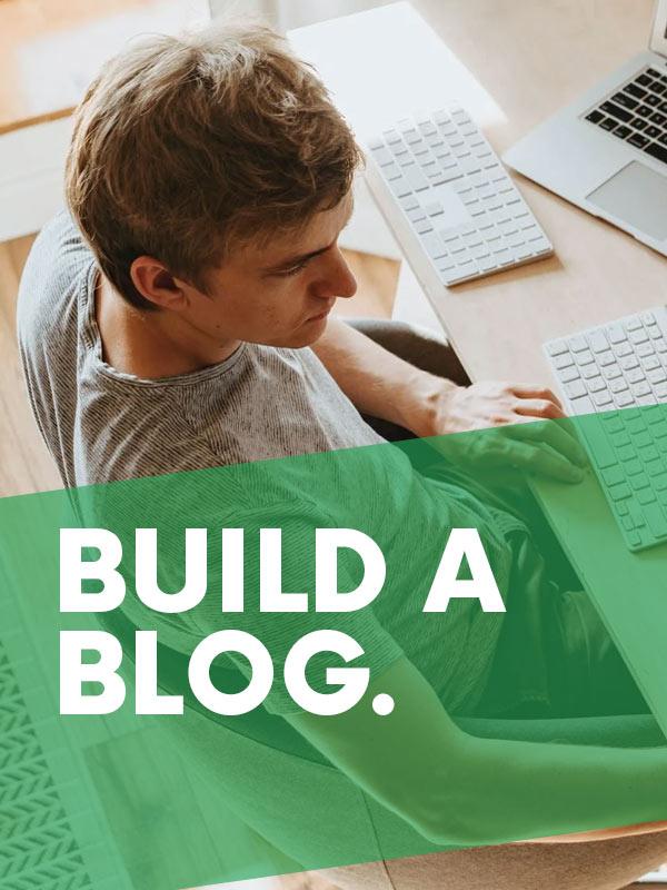 build an affiliate blog