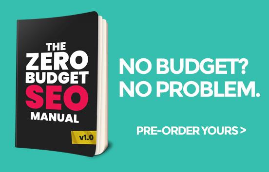 no budget seo